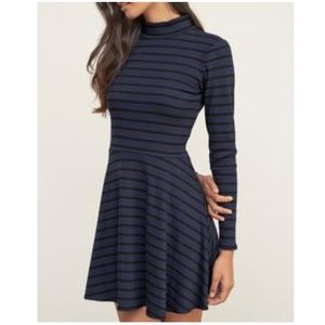 Abercrombie & Fitch Fit & Flare Skater Dress